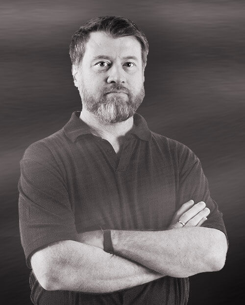 Male Voice Actor Paul Nixon